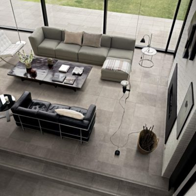 CLAYMOOD GRAY 60x60 LIVING